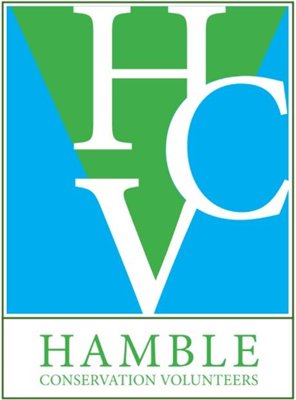 Hamble Conservation Volunteers Logo